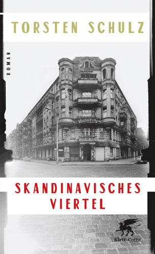 Skandinavisches Viertel Roman Cover