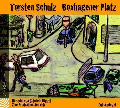 Boxhagener Platz Hörspiel Cover