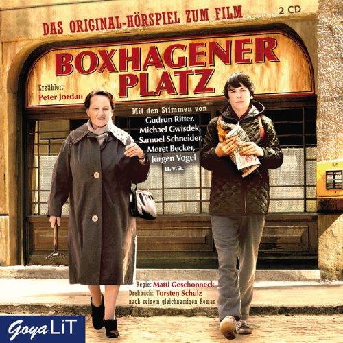 Boxhagener Platz Hörspiel zum Film Cover